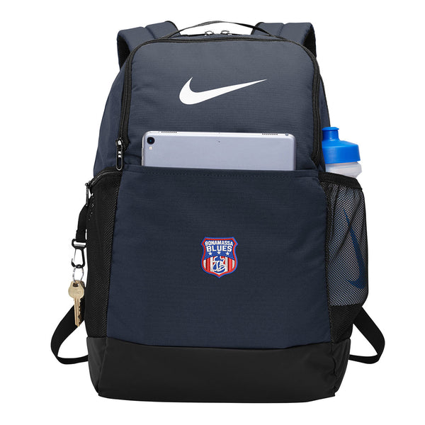 Bonamassa Blues Nike Brasilia Backpack - Navy