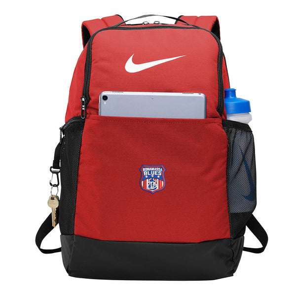 Bonamassa Blues Nike Brasilia Backpack - Red