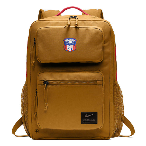 Bonamassa Blues Nike Utility Speed Backpack - Wheat