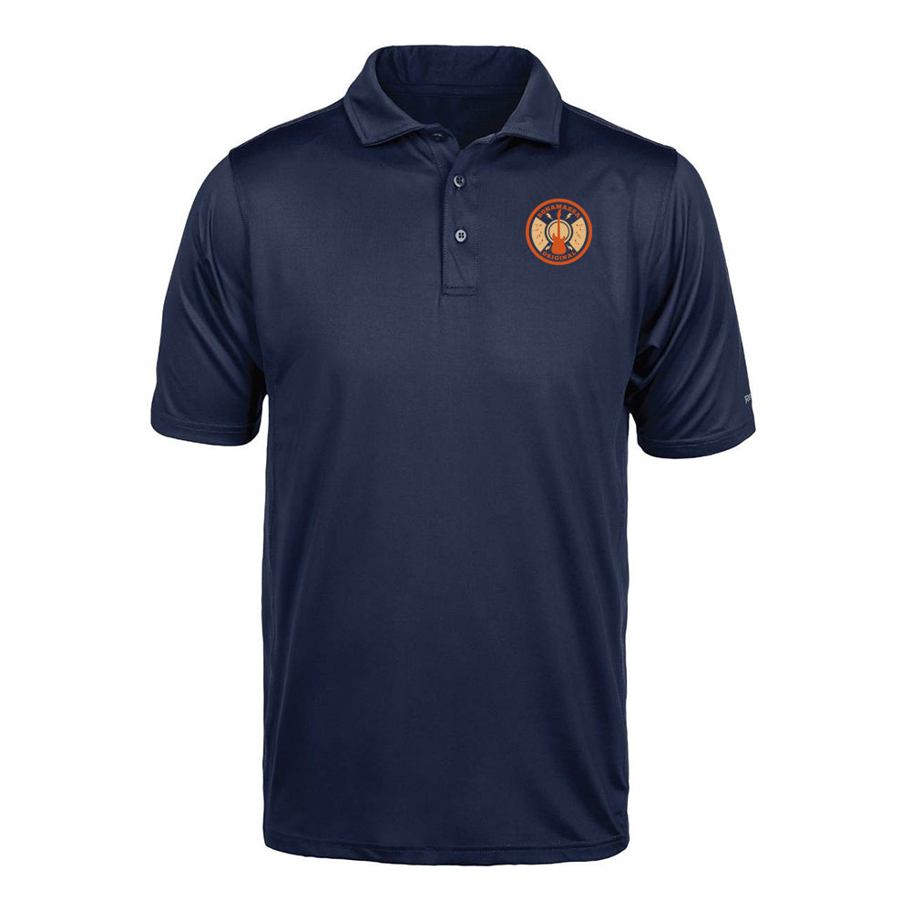 Bonamassa Original Reebok Cypress Polo (Men) - Navy
