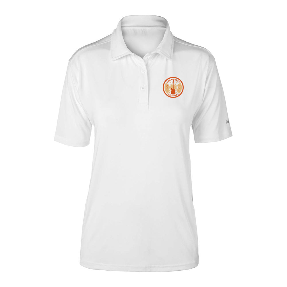 Bonamassa Original Reebok Cypress Polo (Women) - White
