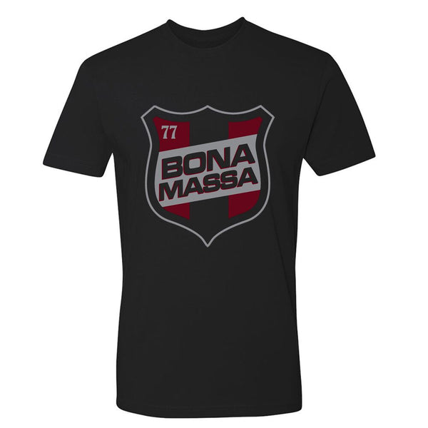 Bona-Shield T-shirt (Unisex) - Black
