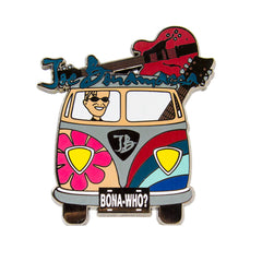 Bona-Bus Pin
