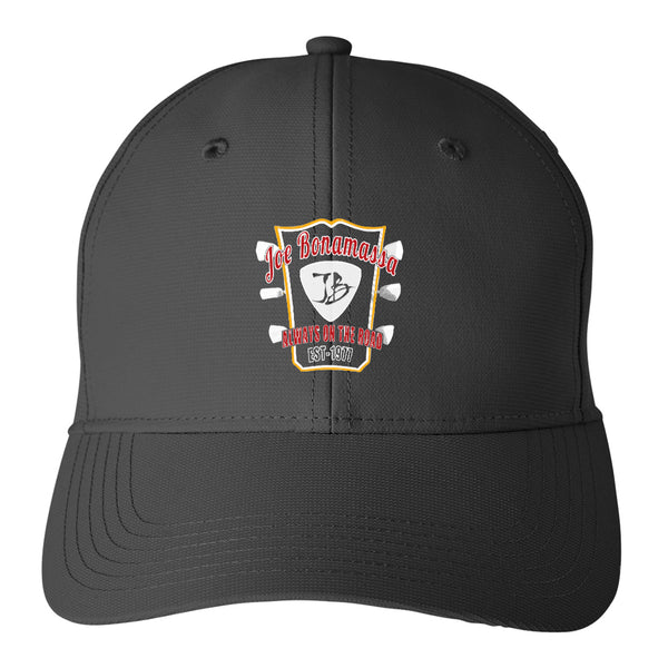 Bona-Fide Headstock Puma Adjustable Hat - Black