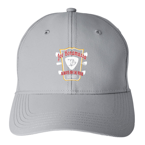 Bona-Fide Headstock Puma Adjustable Hat - Grey