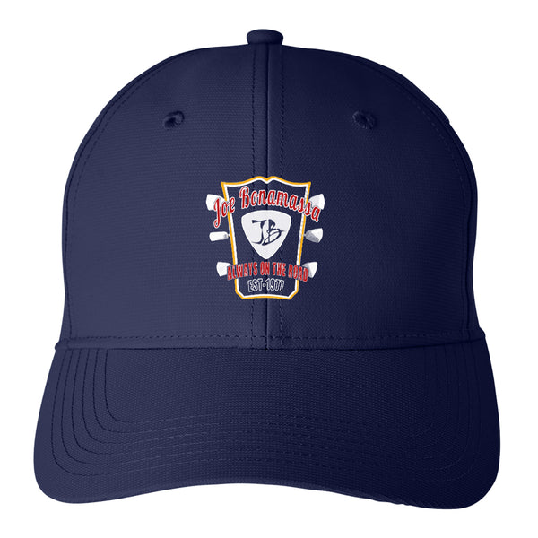 Bona-Fide Headstock Puma Adjustable Hat - Navy
