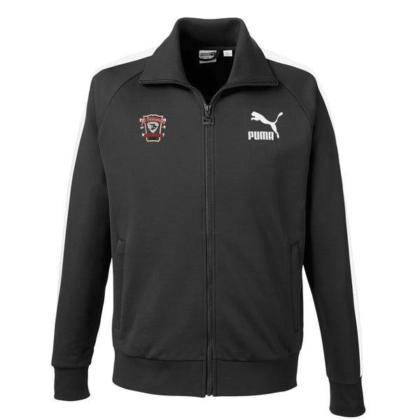 Bona-Fide Headstock Puma Sport Track Jacket (Men) - Black