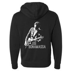 Bonamassa Spotlight Zip-Up Hoodie (Unisex)