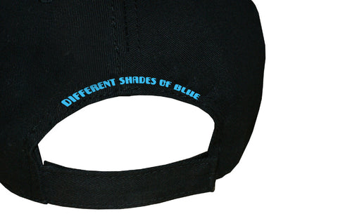 Different Shades of Blue Hat