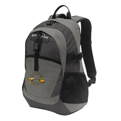 Blues to the Bone Eddie Bauer Backpack - Grey