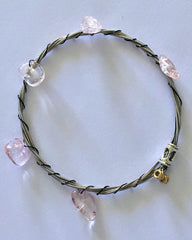 Rock Candy Guitar String Bracelet (Women)