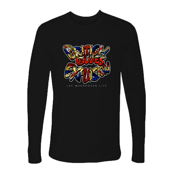 British Blues Explosion Live Long Sleeve (Men) ***PRE-ORDER***