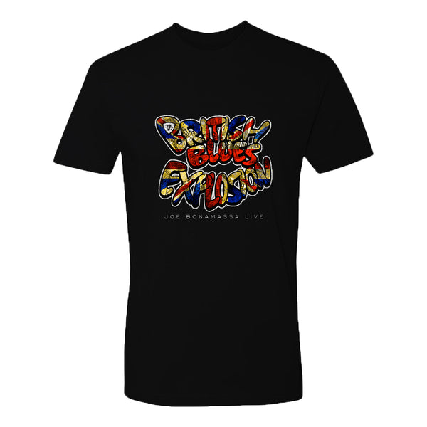 British Blues Explosion Live T-Shirt (Unisex)