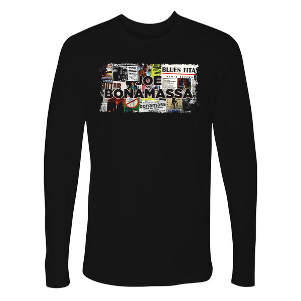 A New Day Now Collage Long Sleeve (Men) ***PRE-ORDER***