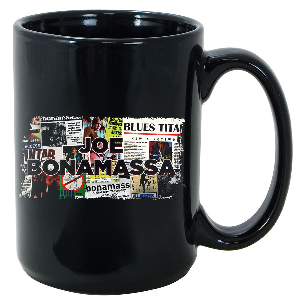 A New Day Now Collage Mug