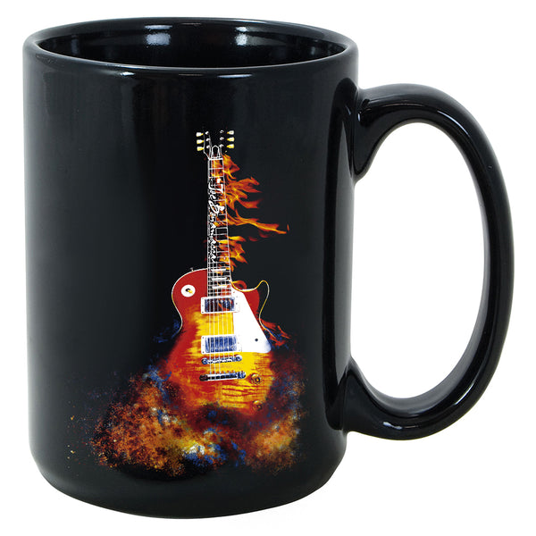 The Burning Runt Mug