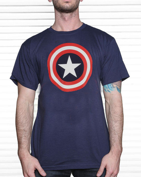 Captain America - 80s Captain T-Shirt (Men)