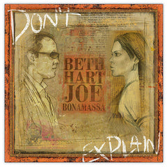 Beth Hart & Joe Bonamassa: Don't Explain (Vinyl) (Released: 2011)