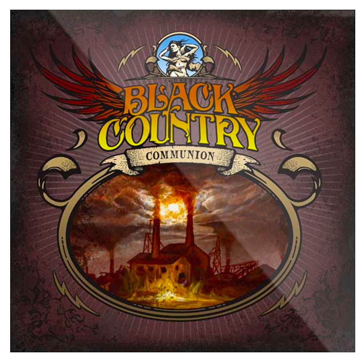 Black Country Communion (CD/DVD) (Released: 2010)