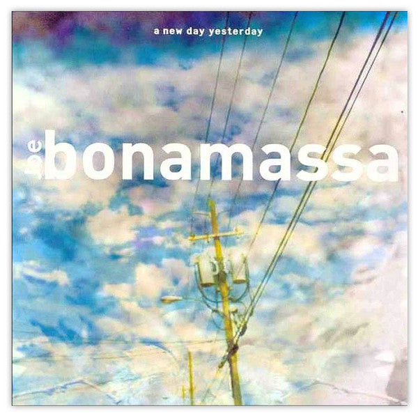 Joe Bonamassa: New Day Yesterday (Vinyl) (Released: 1999)