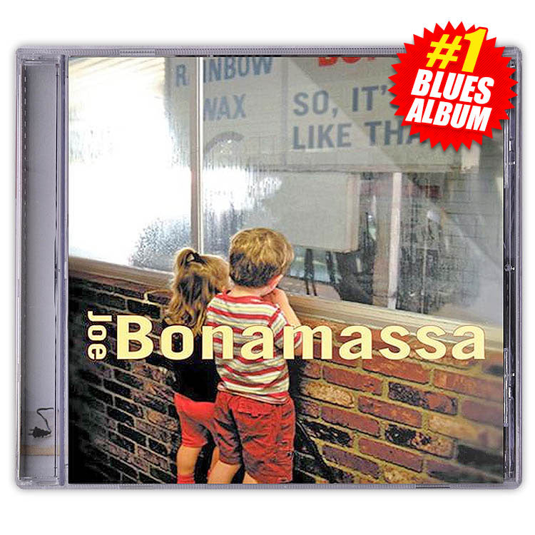 Joe Bonamassa: So It