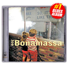 Joe Bonamassa: So It's Like That (CD) (Released: 2002)