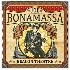 Joe Bonamassa: Beacon Theatre Live From New York (Vinyl) (Released: 2012)