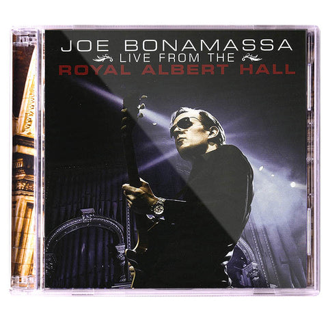 Joe Bonamassa: Live From The Royal Albert Hall (Double CD) (Released: 2010)