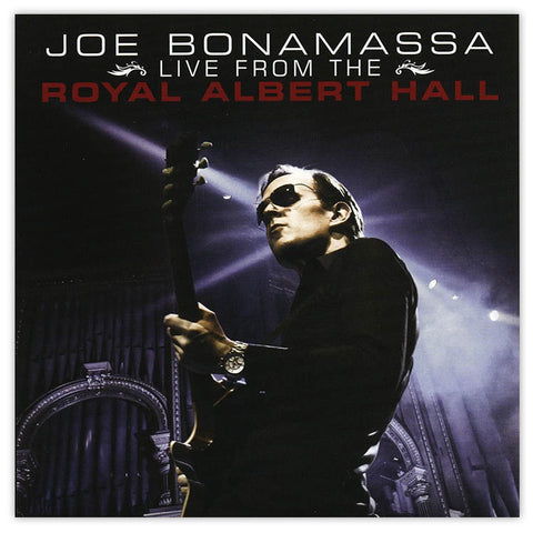 Joe Bonamassa: Live From The Royal Albert Hall  (Vinyl) (Released: 2010) - Hand-Signed