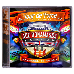 Joe Bonamassa: Tour de Force: Live In London - HAMMERSMITH APOLLO (Double CD)(Released: 2014)