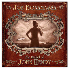 Joe Bonamassa: The Ballad of John Henry (Vinyl) (Released: 2009) - Hand-Signed