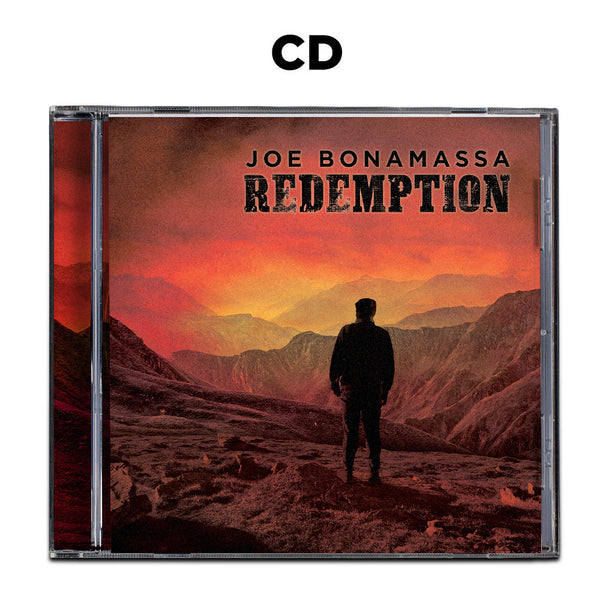 Joe Bonamassa: Redemption (CD) (Released: 2018)
