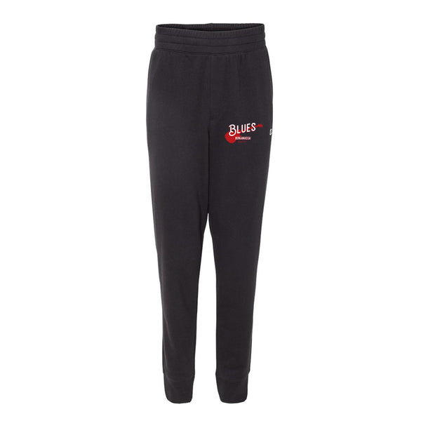 Certified Blues Champion Jogger (Unisex) - Black