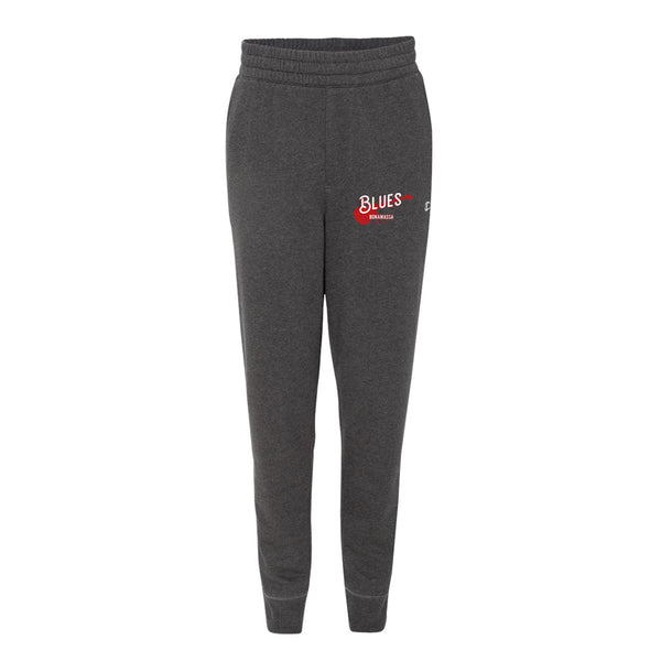 Certified Blues Champion Jogger (Unisex) - Charcoal