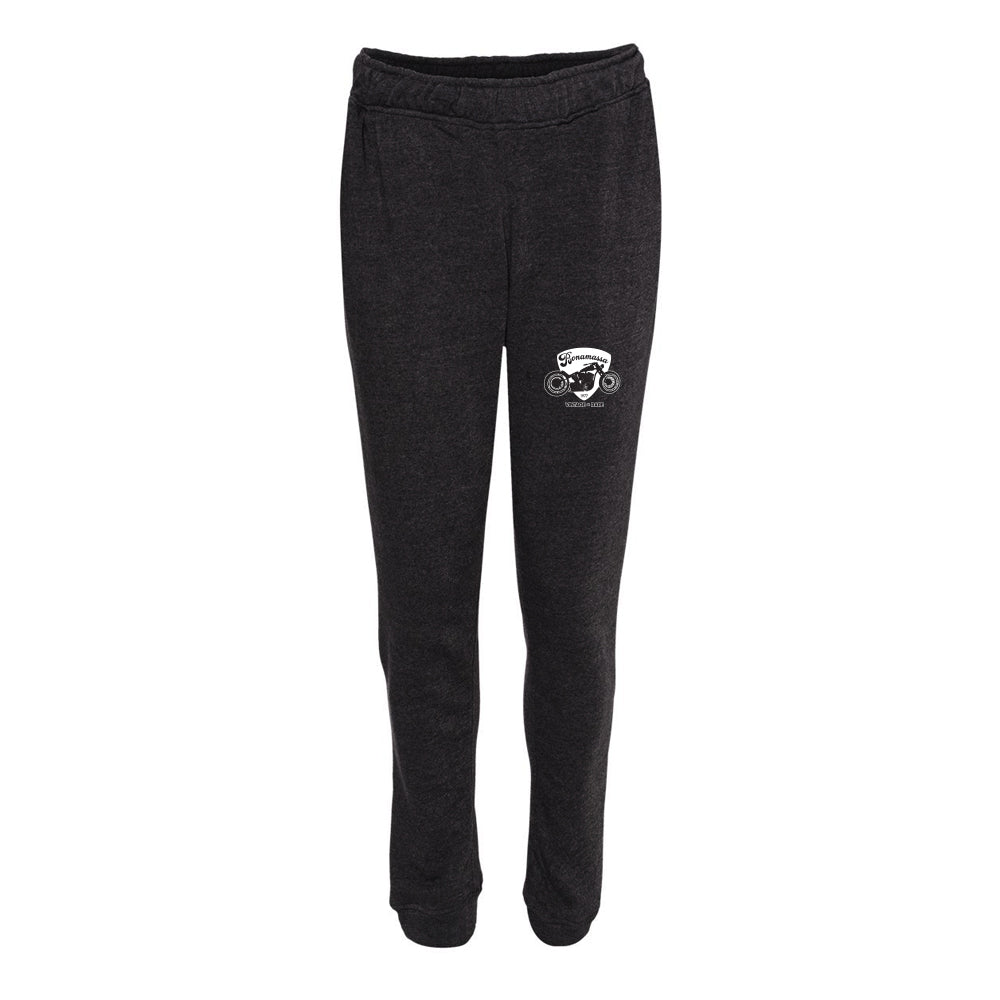 Vintage Bona-Chopper J. America Joggers (Men) - Black Tri-Blend