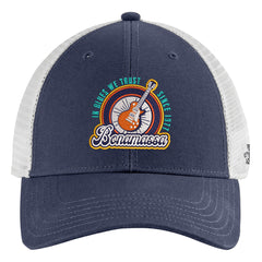 Bonamassa Sunburst The North Face Ultimate Trucker Hat - Navy/White