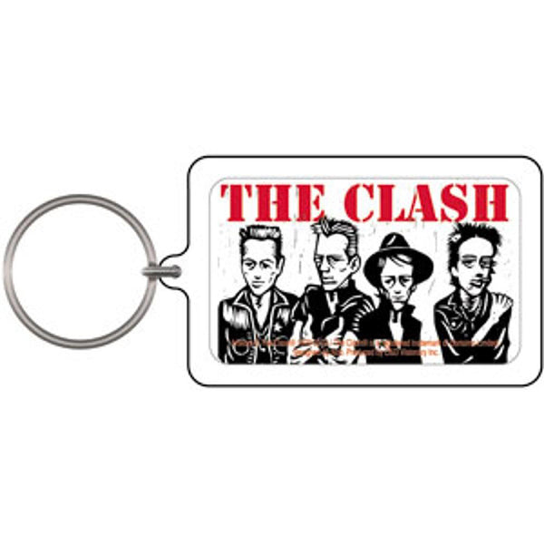The Clash Keychain