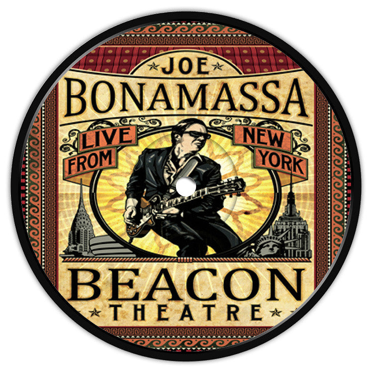 Beacon Theatre Coaster/ Fridge Magnet