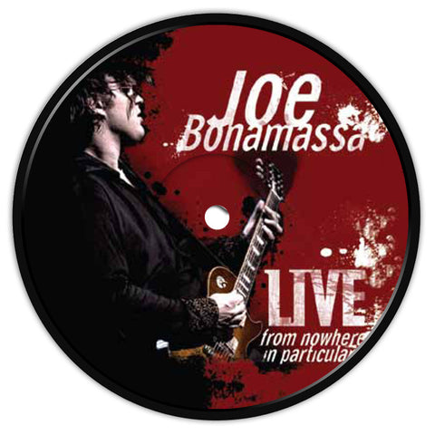 Joe Bonamassa Live From Nowhere In Particular Coaster / Fridge Magnet