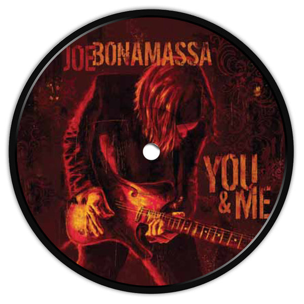 Joe Bonamassa You and Me Coaster / Fridge Magnet