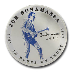 2017 Inaugural JB Coin - Limited Edition (200 pieces)