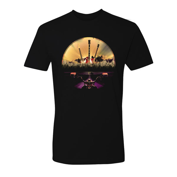 Sunset Blues T-Shirt (Unisex)