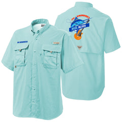 Columbia Bonehead Gulf Stream Short Sleeve - Reel Blues (Men)