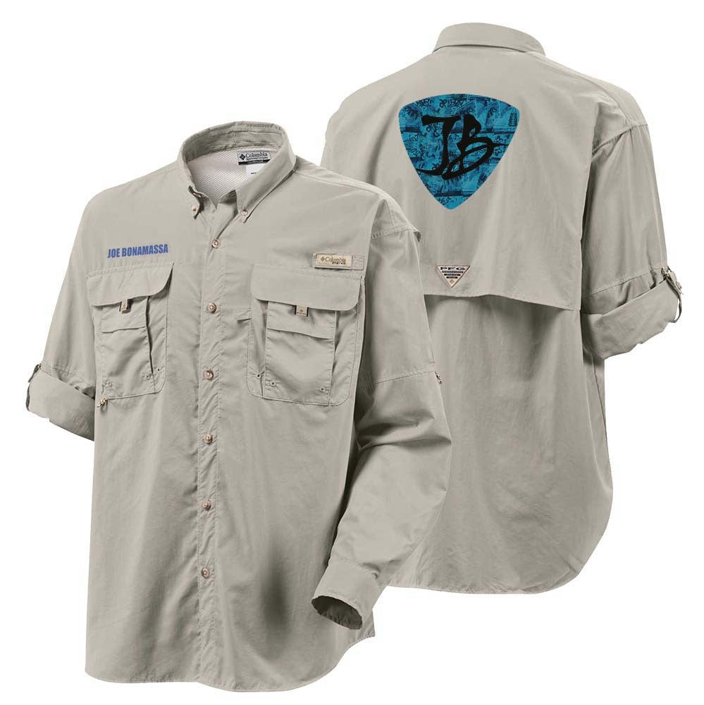 Columbia Bahama II Fossil Long Sleeve - JB's Pick (Men)