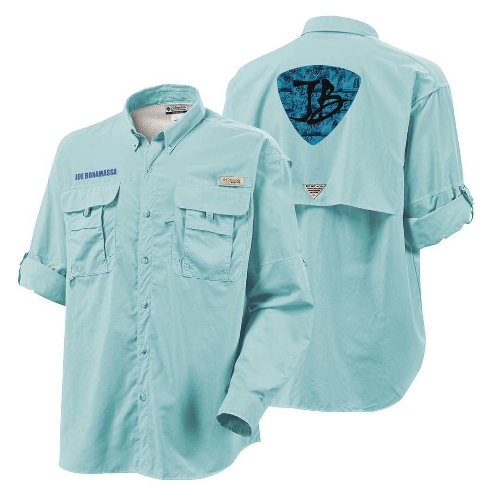 Columbia Bahama II Gulf Stream Long Sleeve - JB