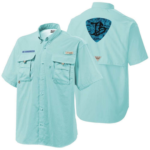 Columbia Bonehead Clear Blue Short Sleeve - JB's Pick (Men)