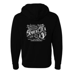 Royal Tea Album Cover Zip-Up Hoodie (Unisex)