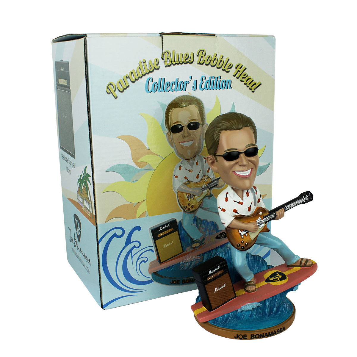 Paradise Blues Collector's Edition Bona-Bobble