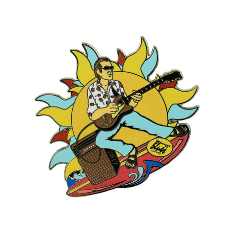 KTBA at Sea III Pin