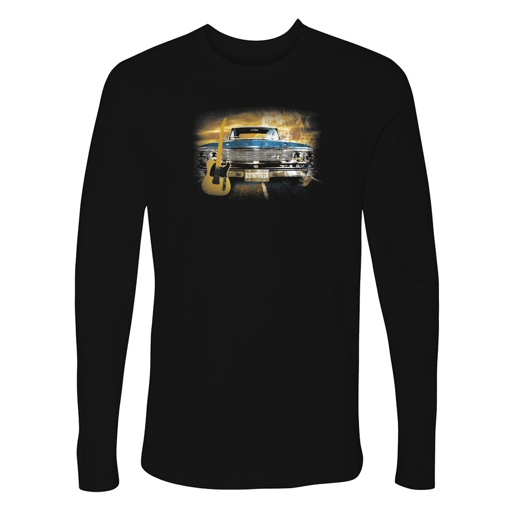 Cruisin' Blues Long Sleeve (Men)